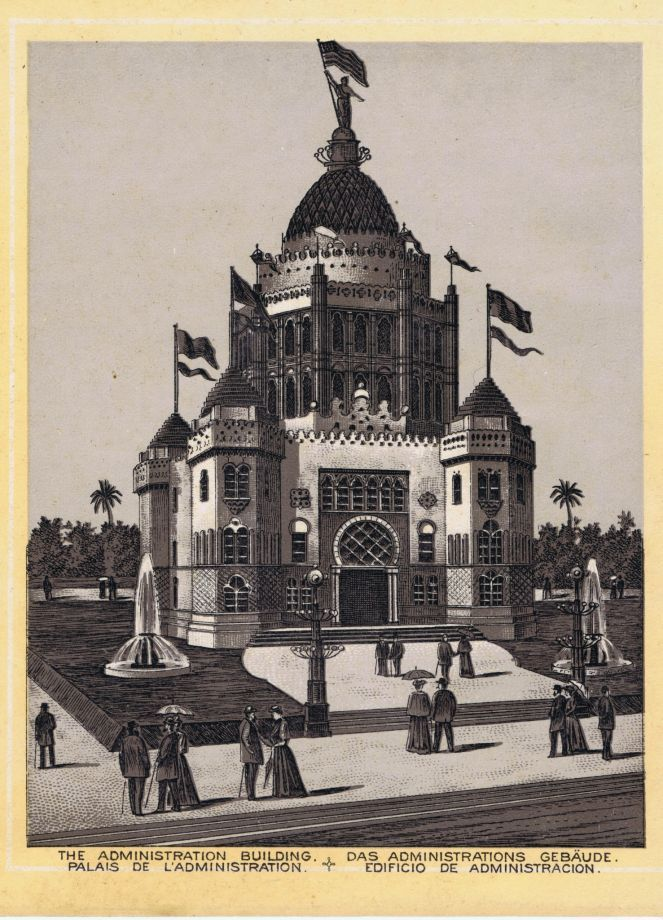 Katiedid Curiouser And Curiouser The San Francisco: Curious German Booklet From 1894 Shows Long-lost San