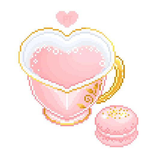 I Draw Pixel Stuff Pixel Art Food Pixel Art Kawaii
