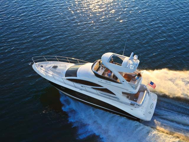450 Sedan Bridge Searay Our Dream Boat One Day Sedan Bridge Boat Boat Yacht Boat
