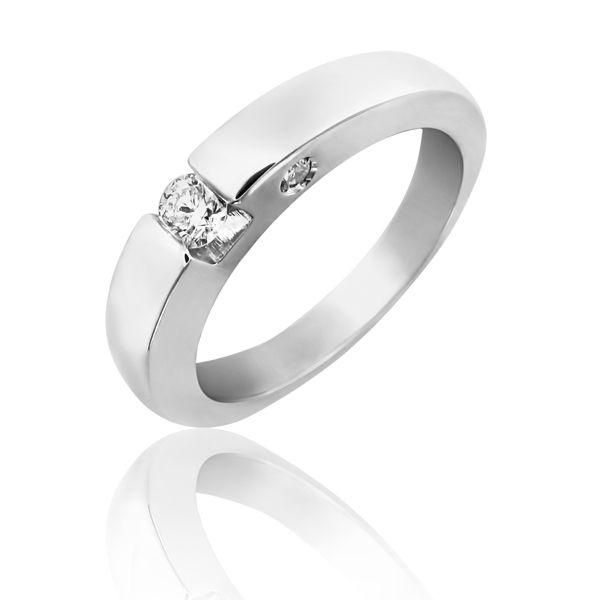 bague diamant secret