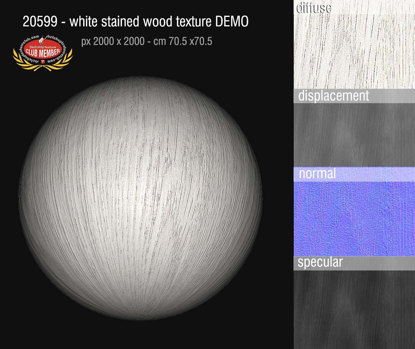 White stained wood texture seamless + maps #woodtextureseamless White stained wood texture seamless + maps #woodtextureseamless