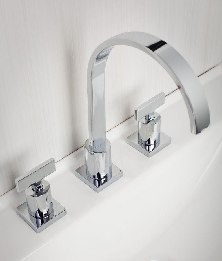 Bathroom   salle de bain Lavatory faucet   robinet de lavabo Profile - mitigeur mural salle de bain