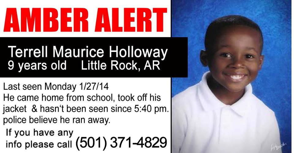 Amberalert Arkansas Missing 9 Year Old Please Share Bambnf According To Arkansas State Police Little Rock Police Amber Alert 9 Year Olds Little Rock