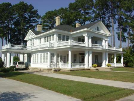 Georgia realty sales inc historic home and land for for Southern plantation houses for sale