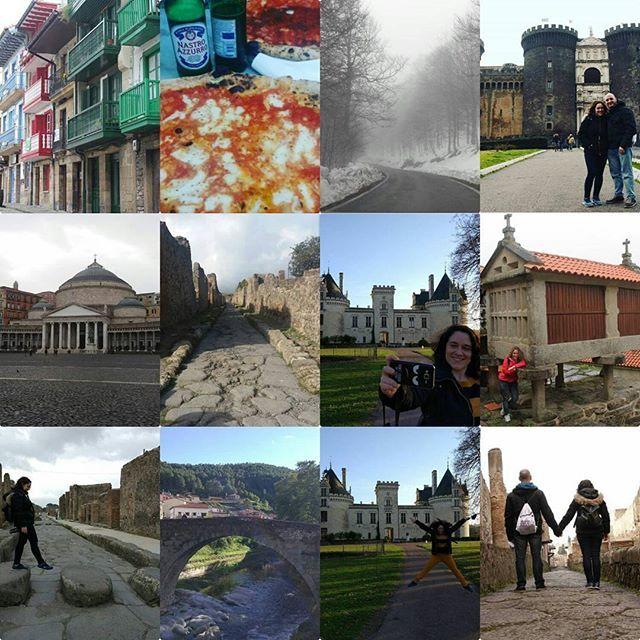 Hoy os traigo las fotos que más han gustado en instagram en el mes de Febrero. Por excelencia dominan las fotos de nuestro último viaje a Nápoles y Pompeya. Pero tambíen se ha colado de la Selva de Irati en Navarra, Hondarribia, uno de los pueblos más bon