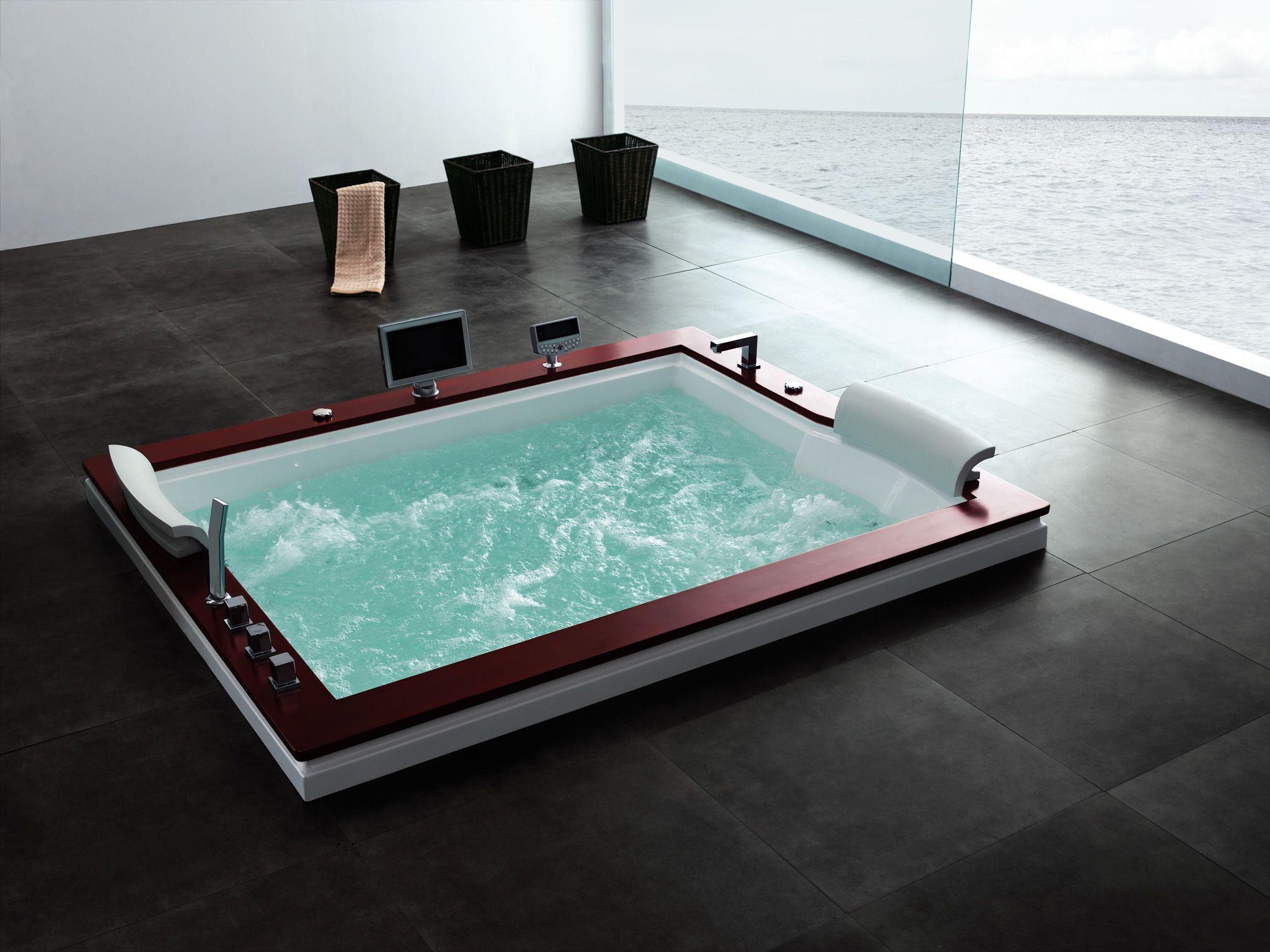 SSWW A510 Massage Bathtub   Bathtub   Pinterest   Bathtubs