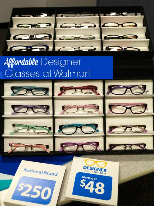 83490544ceef Head to your Walmart Vision Center for your annual eye exam to get 2015  started healthy! You can purchase affordable designer eyeglass frames (even  for ...
