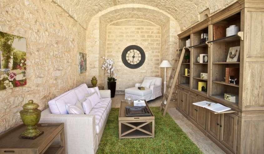 Arredamento casa al mare in stile provenzale - Salotto stile provenzale