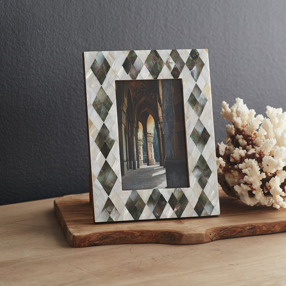 Mother-of-Pearl Frame Collection – 4x6