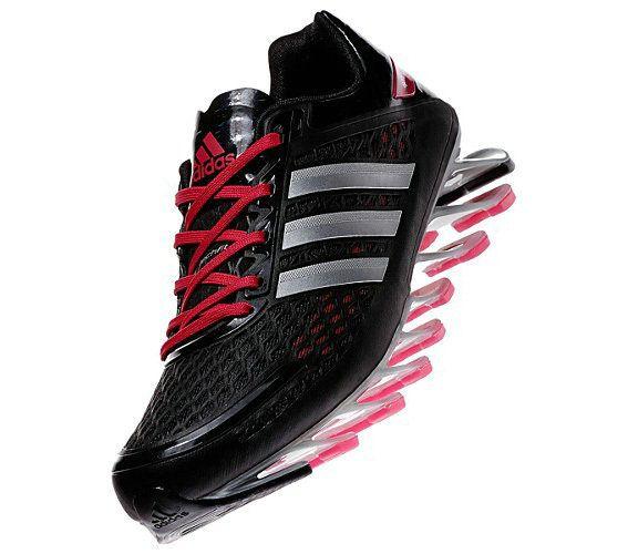 Adidas Springblade Razor Unisex Shoes Black Vivid Berry  e88aaf1444