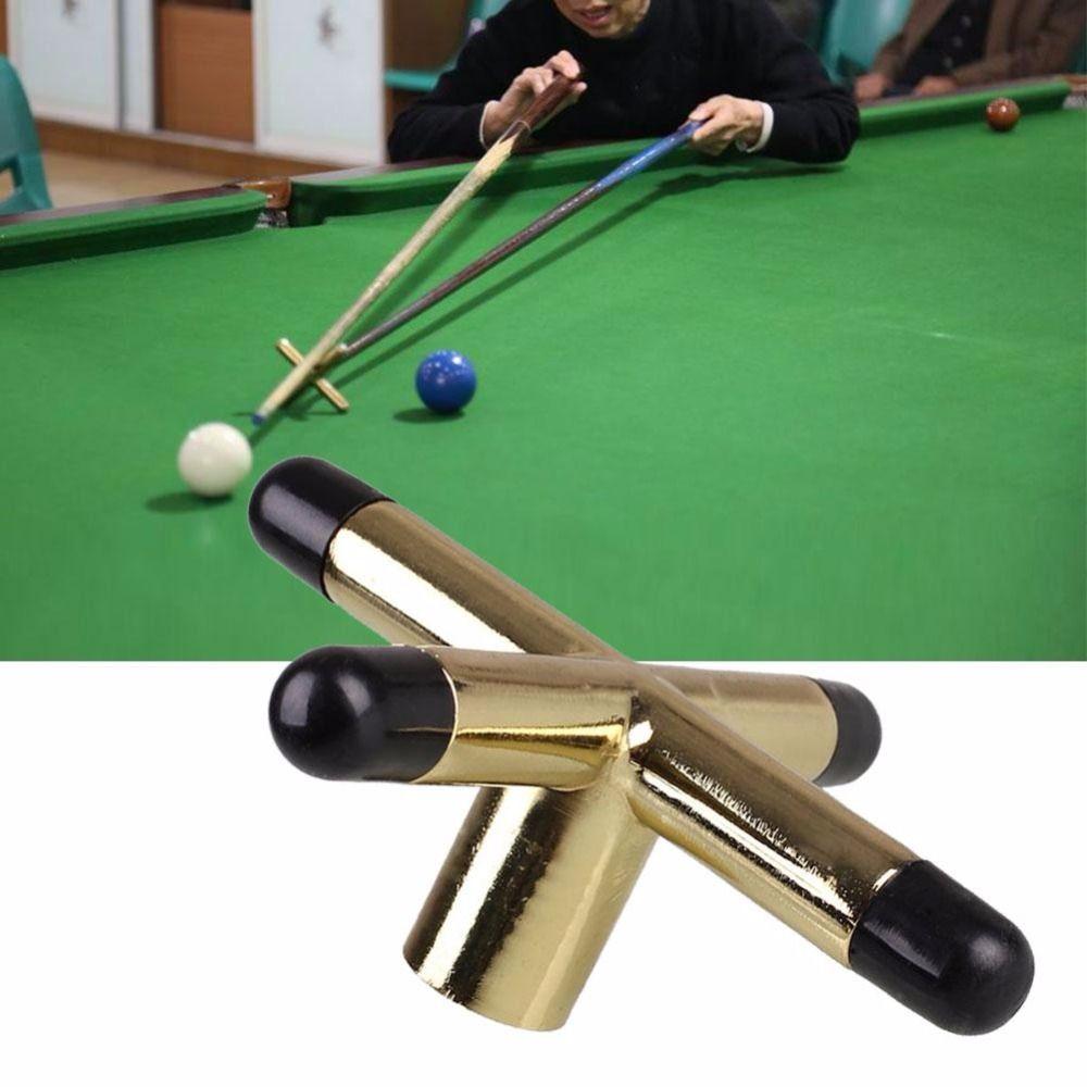 Through Rest Hook Brass Snooker Table Bolt Pair