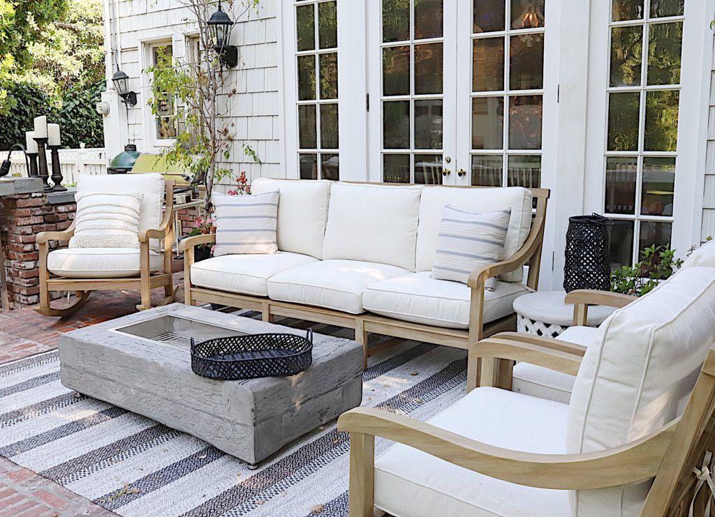 We Found New Outdoor Patio Furniture Patio Furniture Sets Teak