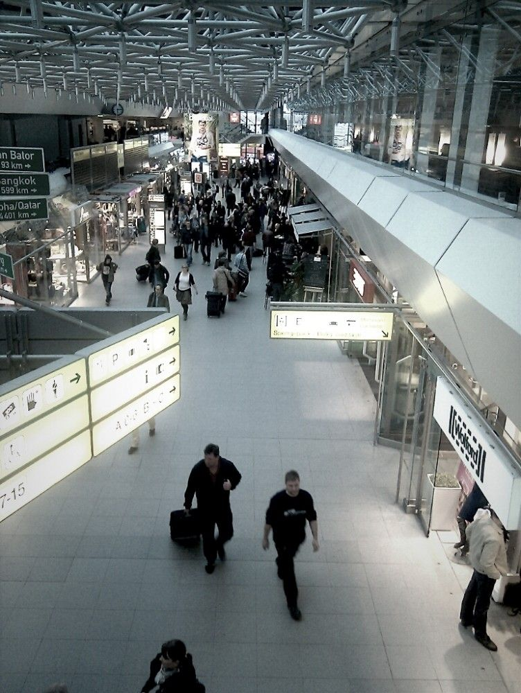 (6) Berlin Tegel Airport (TXL) Venue on EyeEm