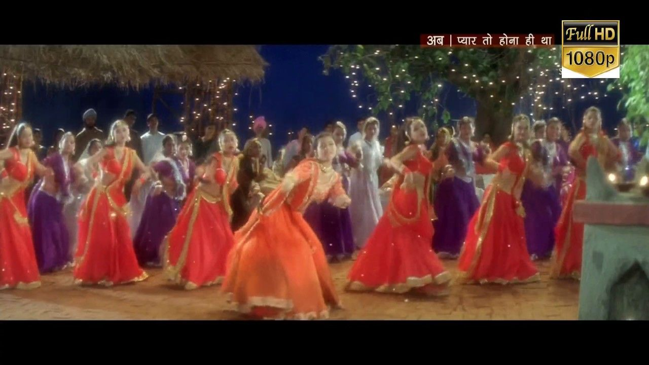 Aaj Hai Sagai Full Hd 1080p Song Movie Pyaar To Hona Hi Tha 1999 Songs Dresses Kids Girl Full Hd
