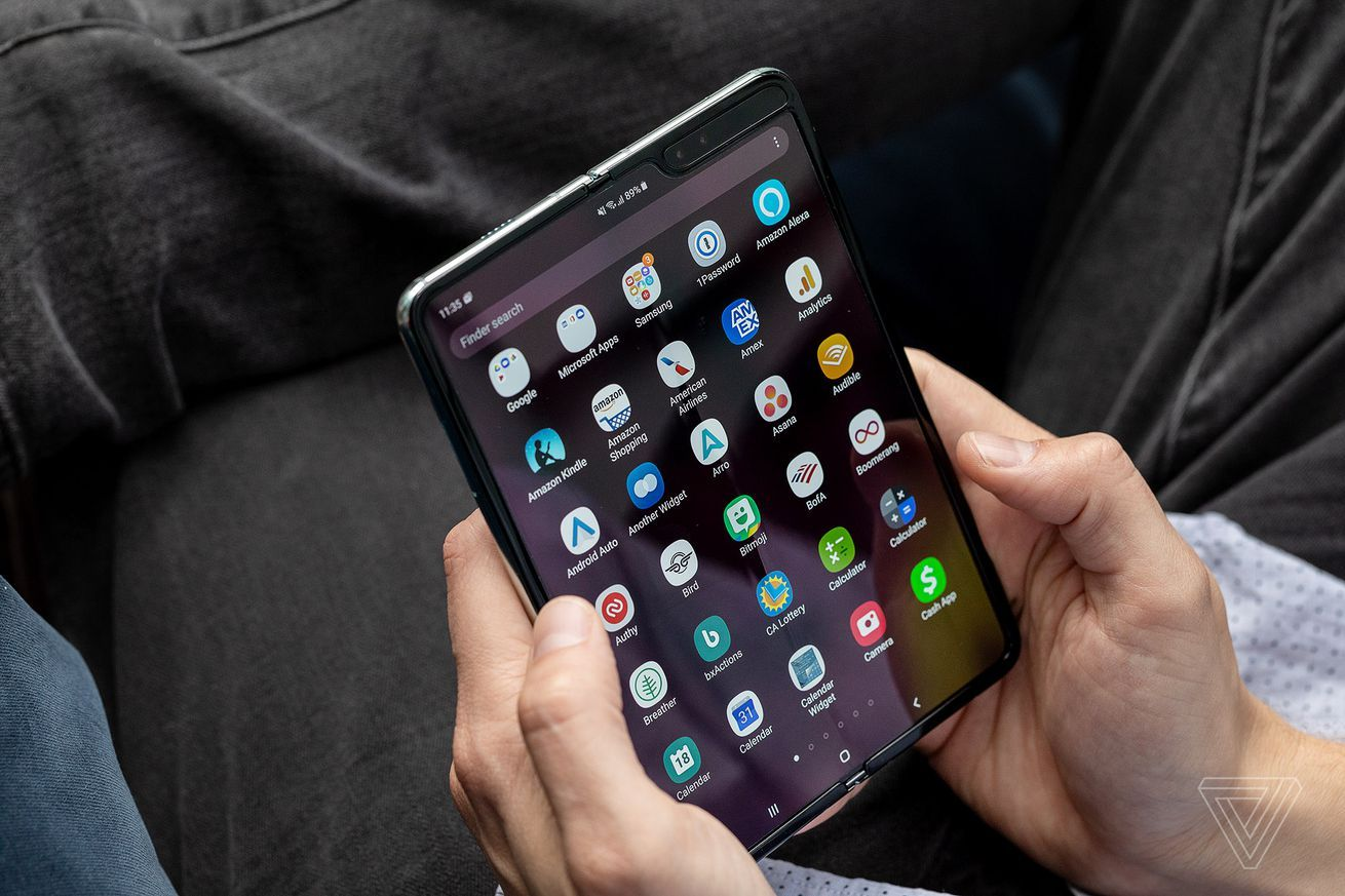 Samsung Delays Galaxy Fold Indefinitely We Will Take Measures To Strengthen The Display Samsung Galaxy Samsung Galaxy