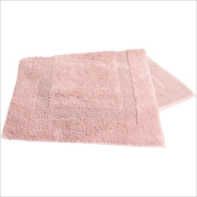 Merveilleux Bathroom Designs · Light Pink Bathroom Rugs