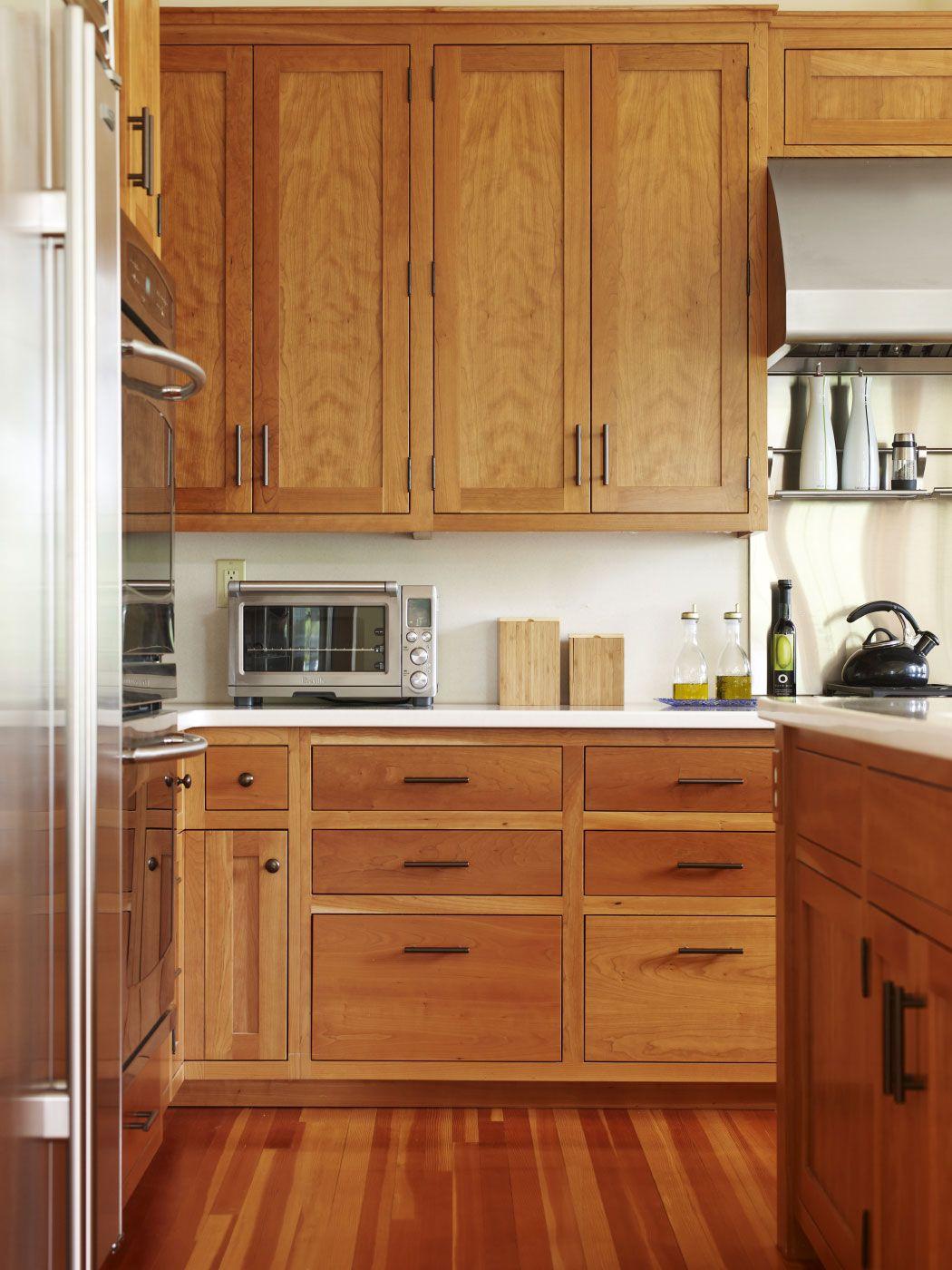 1   Oak kitchen cabinets, Kitchen remodel, Kitchen cabinet ...