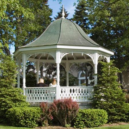 Victorian Gazebo Garden Gazebo Victorian Gazebo Victorian Gardens