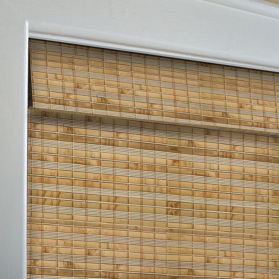 Product Image 2 Bamboo Light Natural Roman Shade Woven Wood
