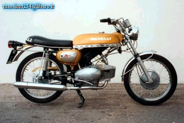 Benelli SS 125