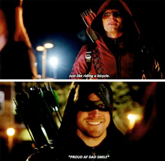 I missed Roy so much more even than i thought. #Arrow #4x12