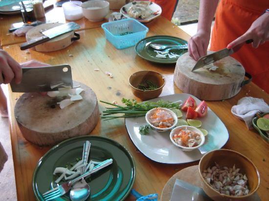 Siam Rice Thai Cookery School, Chiang Mai