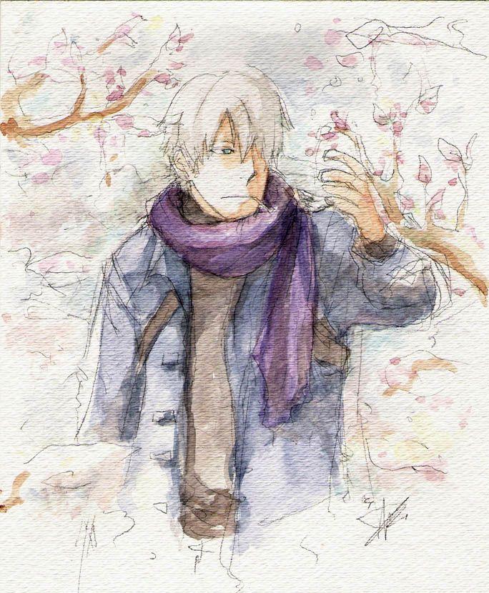 /Ginko Mushishi/424900 Zerochan Artland Yuki