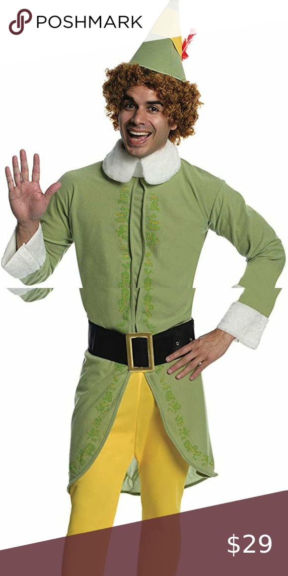 Elf Movie Buddy The Elf Costume Elf Costume Buddy The Elf Costume Buddy The Elf