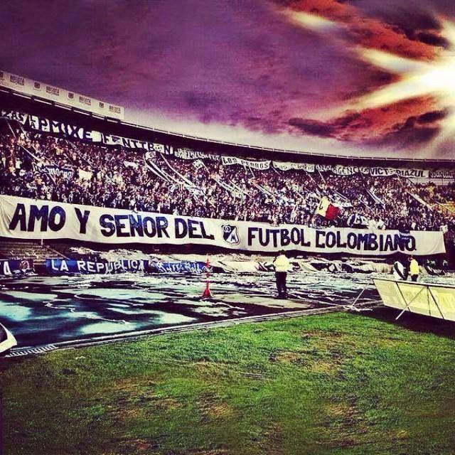 Amo Y Senor Del Futbol Colombiano Te Amo
