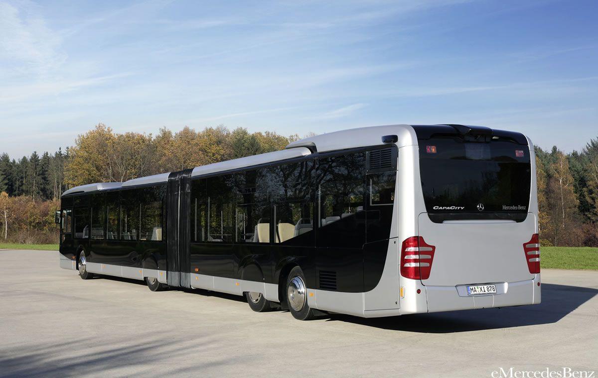 Mercedes benz capacity concept concept pinterest for Mercedes benz busses