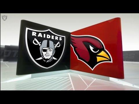 452a19a6 Raiders vs Cardinals live stream,nfl game today,Cardinals live ...