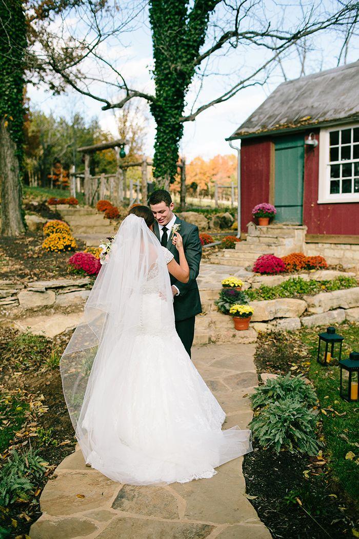 fallwinter wedding wedding inspiration fall wedding missouri