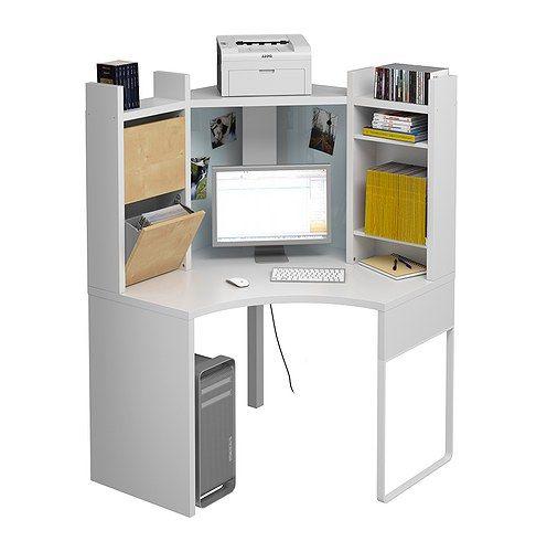 Fine Looking Micke Corner Desk Ikea Tsfyd Jpg 496 500 Corner Workstation Home Office Furniture Ikea Corner Desk