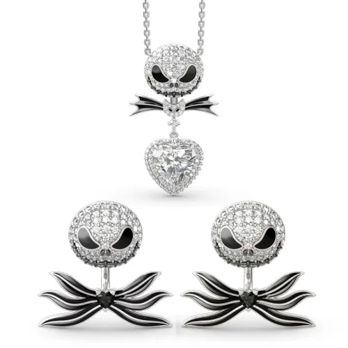 11+ Nightmare before christmas jewelry collection viral