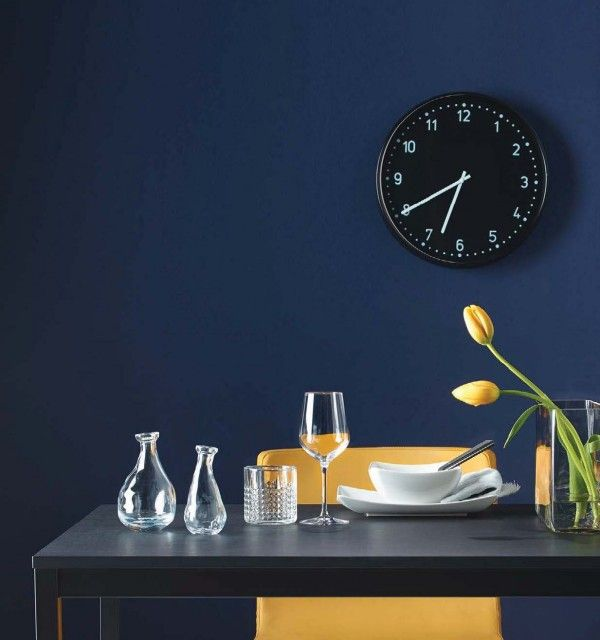 Ikea 2016 Catalog Ikea Decor Ikea Dining Room Wall Clock Ikea