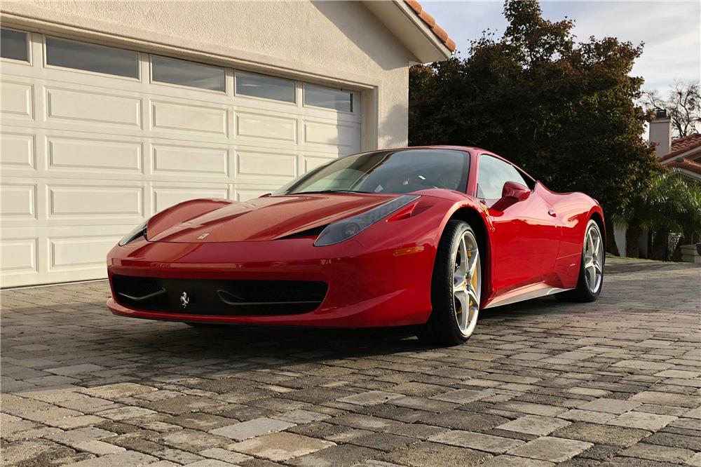 2010 FERRARI 458 ITALIA #Ferrari458 #ferrari458italia