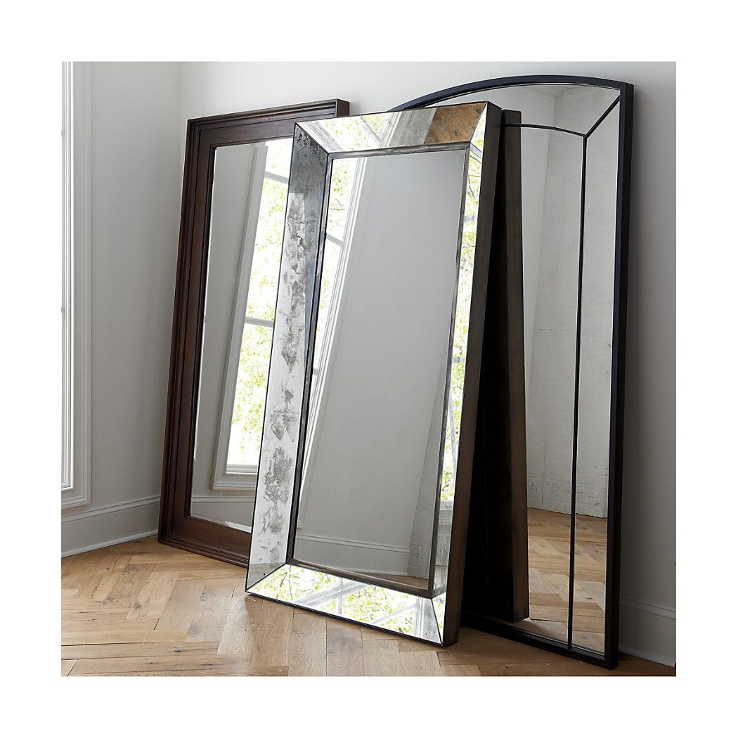 Shop Dubois Floor Mirror Inspired By A Vintage Picture Frame Spied In A San Miguel De Allende Boutiqu Floor Mirror Floor Mirror Living Room Mirror Dining Room