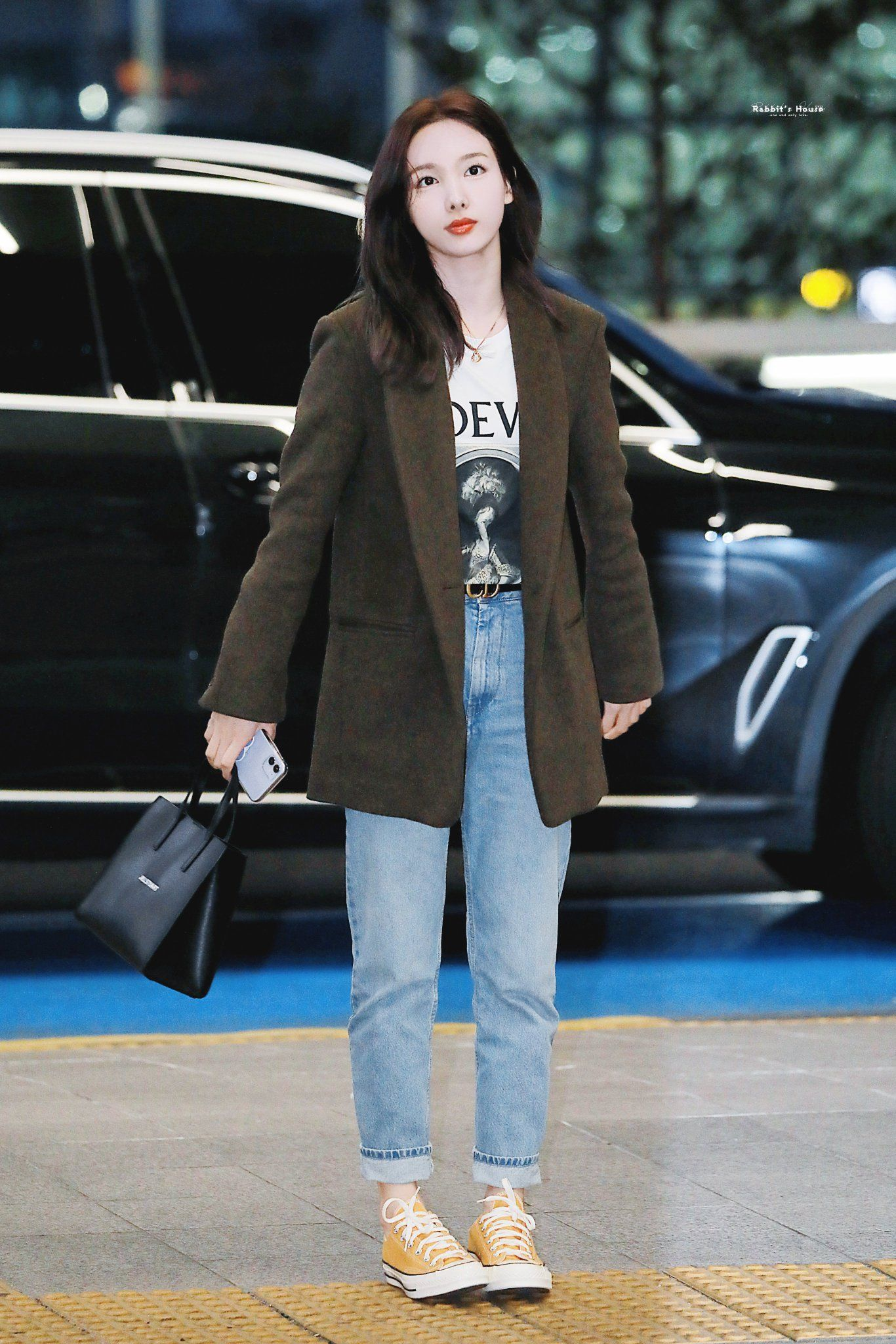 Rabbit S House On Twitter Korean Airport Fashion Airport Fashion Kpop Kpop Fashion