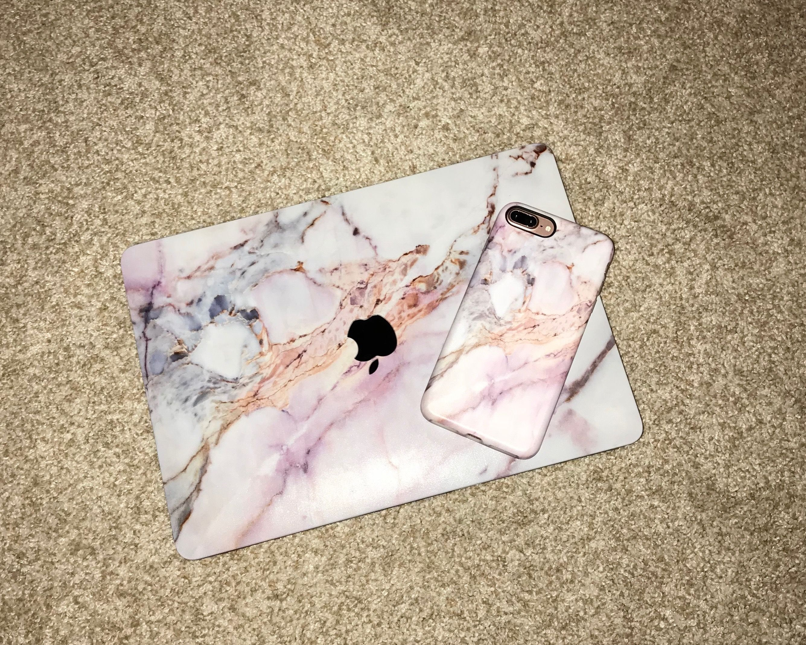 new product 0fcaf 62985 Matching MacBook Pro and iPhone 7 Plus marble cases #MacBookPro ...
