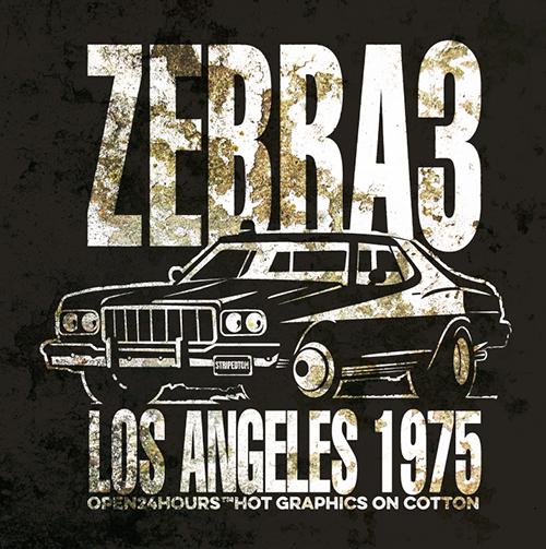 Zebra tre wheels & vibes work in progress www.open24hours.cc