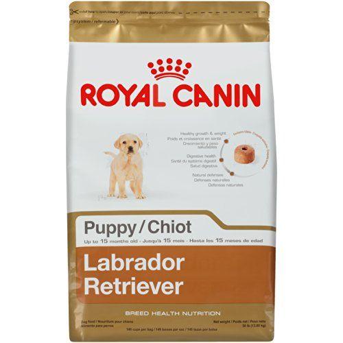 Royal Canin Labrador Retriever Puppy Dry Dog Food 30 Pound Bag