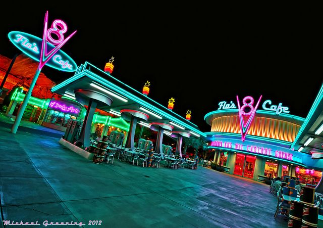 All Roads Lead to Flo's...[Explore] by Ring of Fire Hot Sauce 1, via Flickr