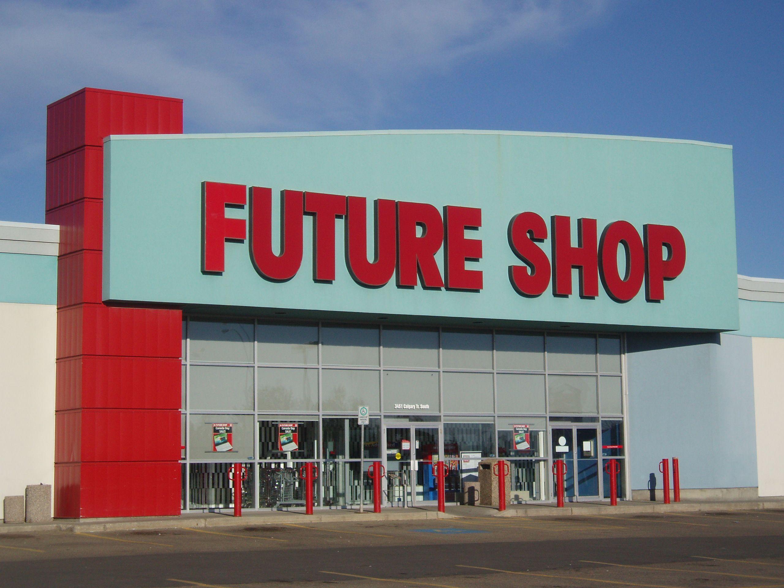 Future Shop- Defunct | Canadian Retail Past | Pinterest | Future ...