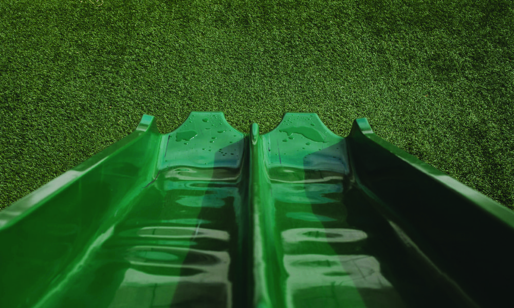 Always Greener // Synthetic Grass // Playground