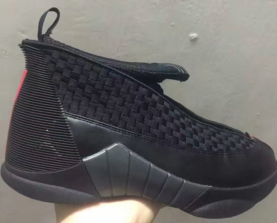 Our Latest Look At The Air Jordan 15 Stealth That Will Release In 2017 96a572204837