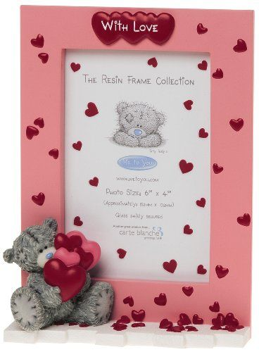 Me to You 6 x 4-inch 1-Piece Tatty Teddy Hand Painted Photo Frame ...