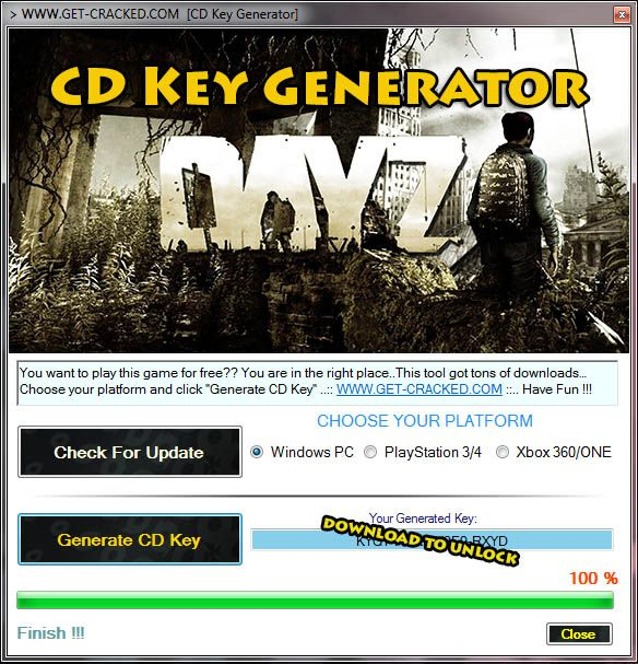 cd key generator online