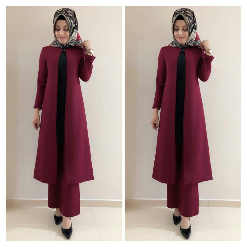 Goruntunun Olasi Icerigi 2 Kisi Ayakta Duran Insanlar Fashion Hijab Stuff To Buy