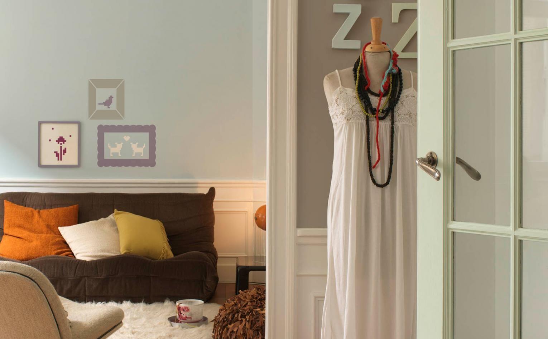 Koraalkleur De Woonkamer : Schep met zachte nuances een serene inrichting woonkamer