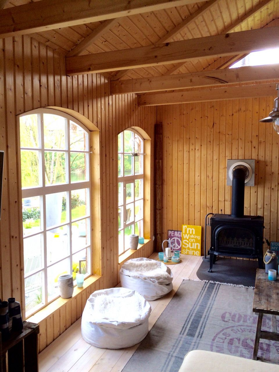 Gallery: A garden cottage on the river  Small house bliss, Small